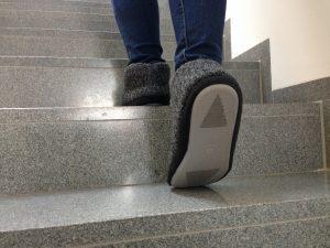 Mehr Grip auf Treppen