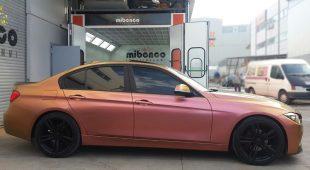 Effect Pigments_Energy Chameleon BMW 3