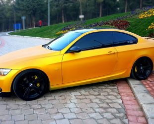 Effect Pigments_Goldeffekt BMW