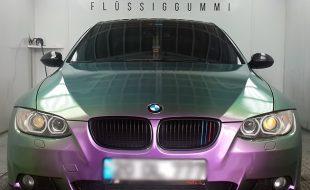 Effect Pigments_Tesla Chameleon BMW 2