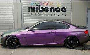 Effect Pigments_Tesla Chameleon BMW