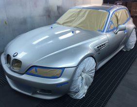 BMW Vorbereitung