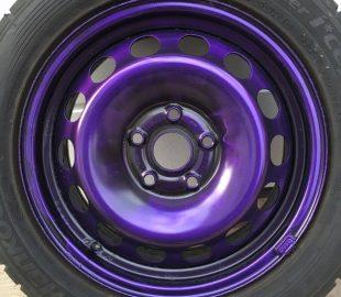Felge Purple Sky Crystal